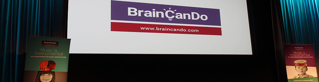 Image for BrainCanDo: Music is Instrumental Conference