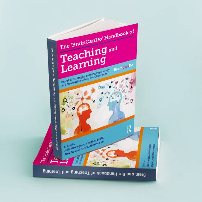 Image for Book review: The BrainCanDo Handbook of Teaching and Learning